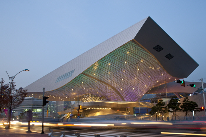 Busan Cinema Center ...