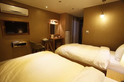 피엔케이산업개발 호텔 그레이톤 둔산 [한국관광품질인증/Korea Quality] 사진14