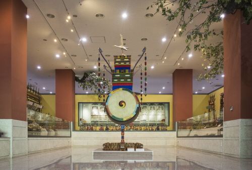国立国乐博物馆(국립국악박물관)