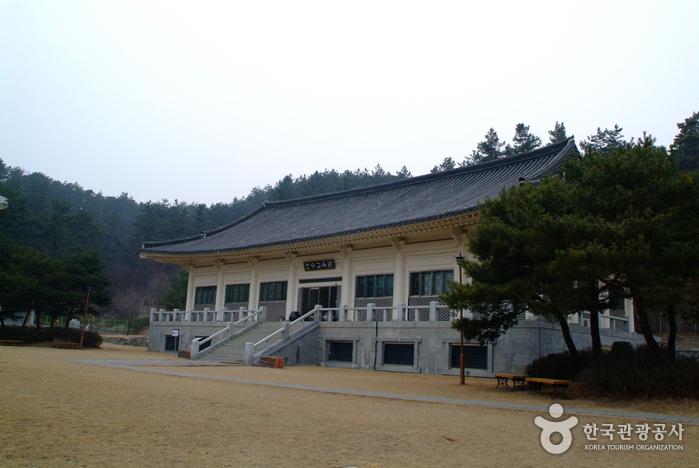 韩山苎麻馆(한산모시관)