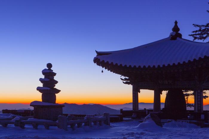 Sangwonsa Temple (Wonju) (상원사(원주)