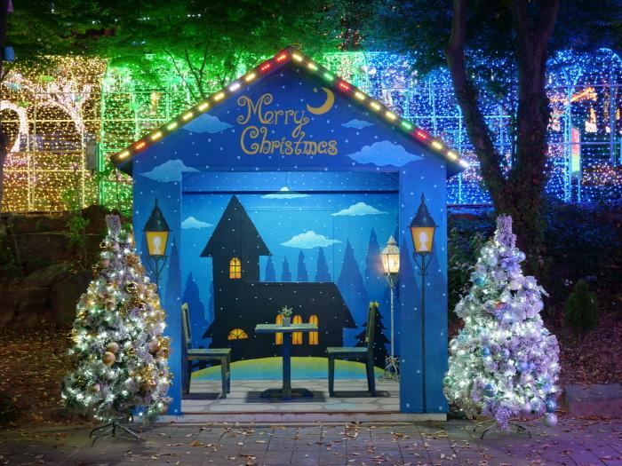 안산 별빛마을 로바니에미 산타마을 빛축제 2018  사진18