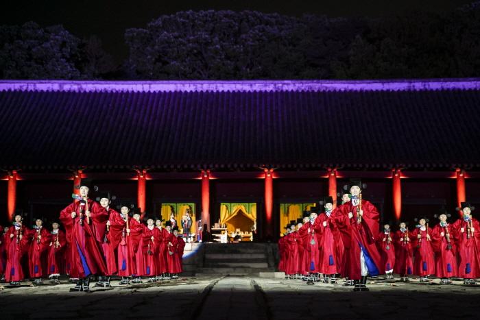 Фестиваль королевской культуры (궁중문화축전)