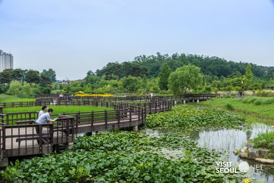 푸른수목원&항동철길