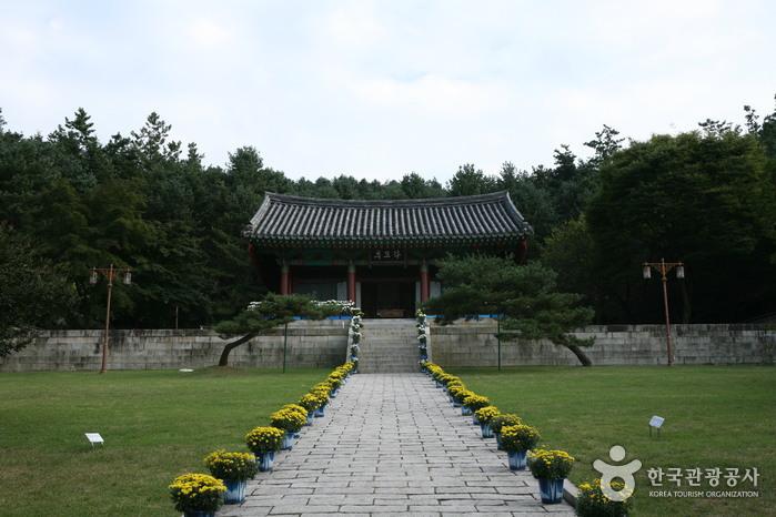 天安 柳寛順烈士遺跡(천안 유관순 열사 유적)