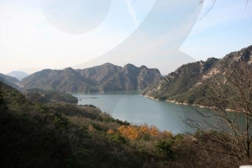 Gudambong Peak & Oksunbong Peak (구담봉 & 옥순봉)