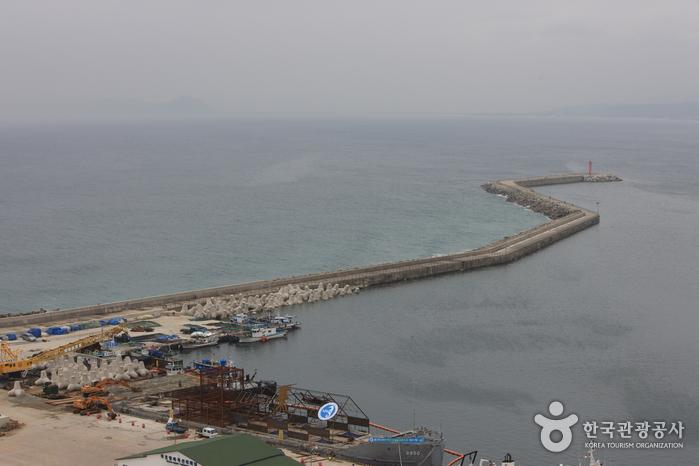 Uljin Hupohang Port (울진 후포항)