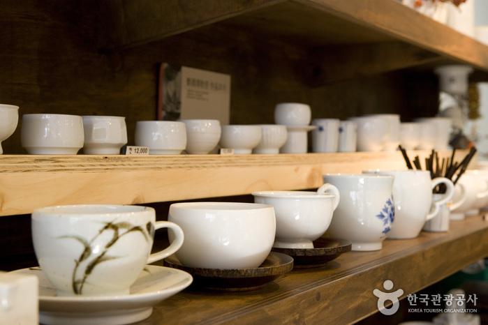 陶瓷器陶窯(仁寺洞)(도자기 토요 (인사동))4