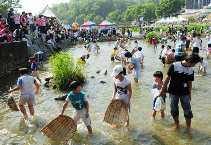 Damyang Bamboo Festival (담양 대나무축제)