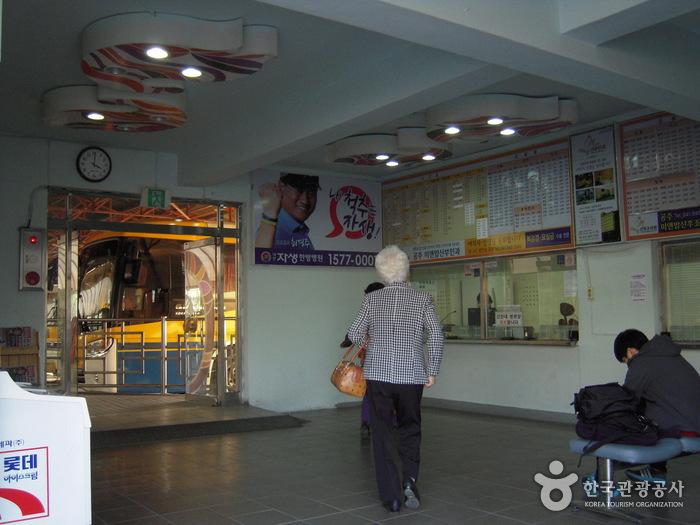 Buyeo Intercity Bus Terminal (부여시외버스터미널)