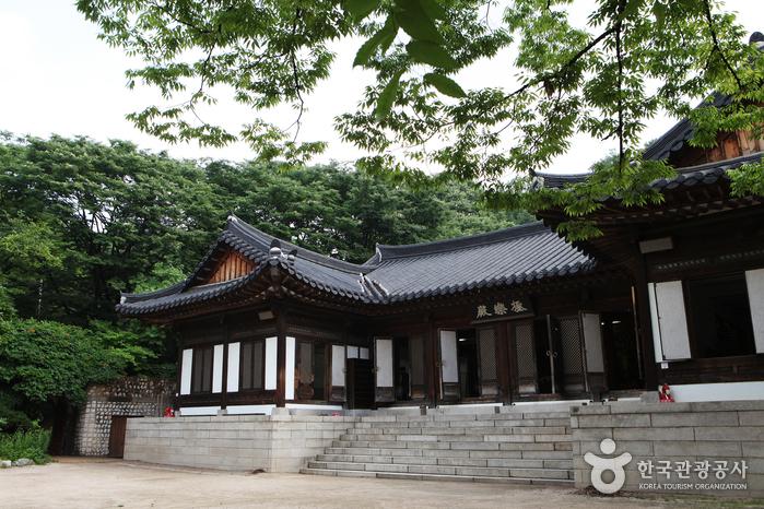 Храм Кильсанса (길상사(서울))