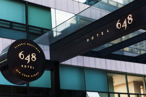 648 Hotel (Former, Jelly Hotel) - Goodstay (648호텔(구 젤리호텔) [우수숙박시설 굿스테이])