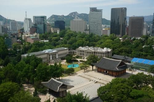 Jeongdong Observatory (정동전망대)