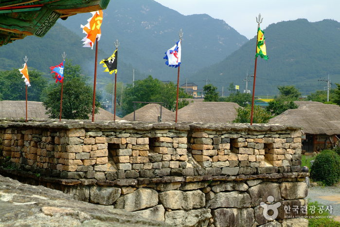 Closed: Naganeupseong Folk Village (낙안읍성민속마을)