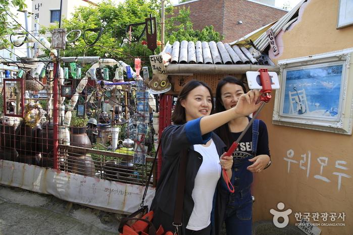 楊林歴史文化村(양림역사문화마을)