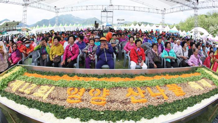 영양 산나물축제 2019