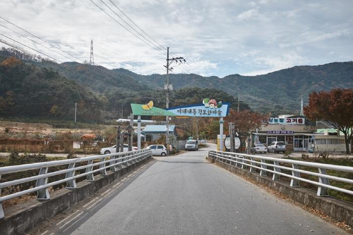 Деревня Гуам фарм стэй (구암팜스테이마을)2