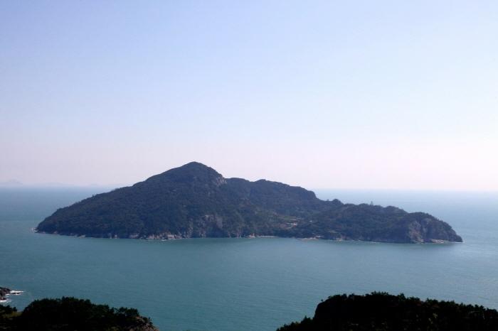巨文島(거문도)