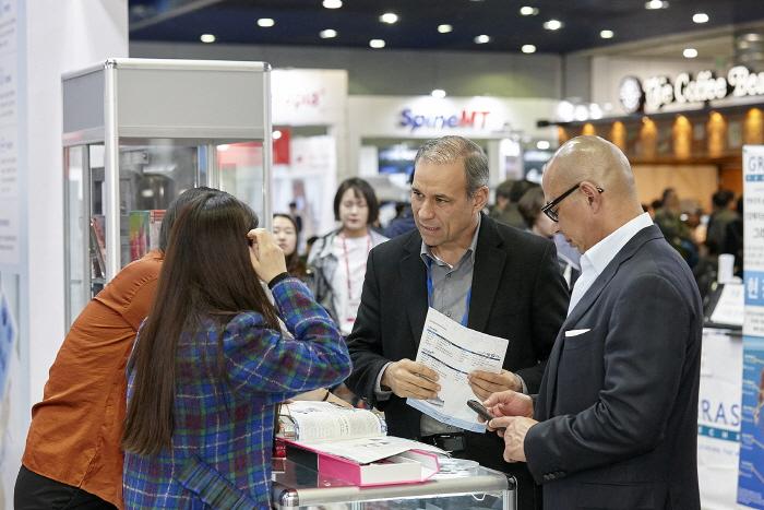 부산 의료기기 전시회 KIMES BUSAN 2018