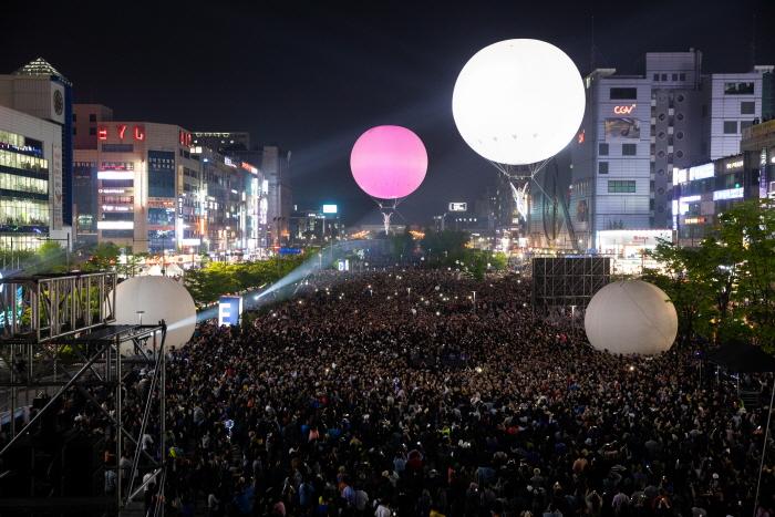 안산국제거리극축제 2020