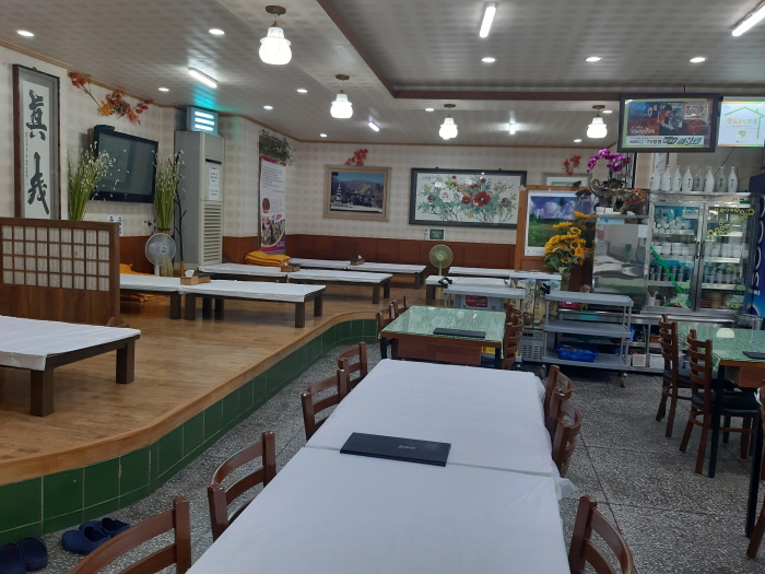 [백년가게]부일산채식당