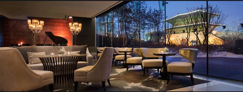 The Lounge(JWメリオトゥ東大門スクェオソウル)<br>(더라운지(JW 메리어트 동대문스퀘어서울))