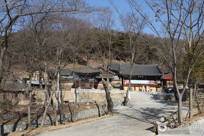 Sungnimsa Temple (숭림사)