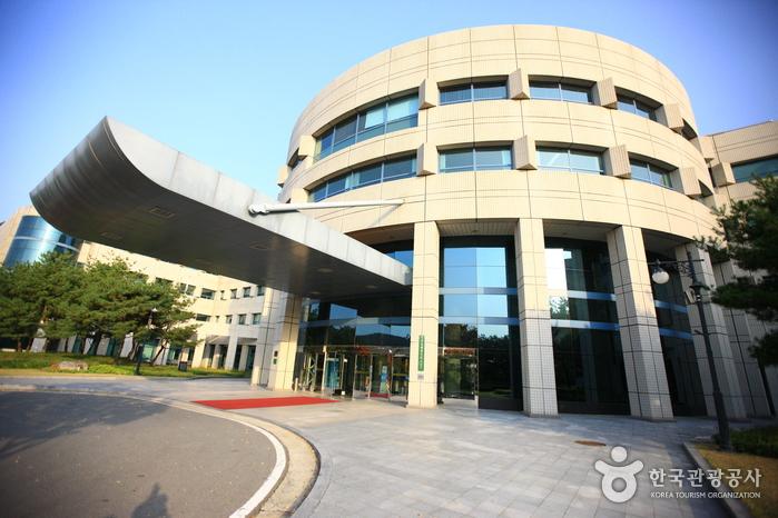 郵政博物館(우정박물관)