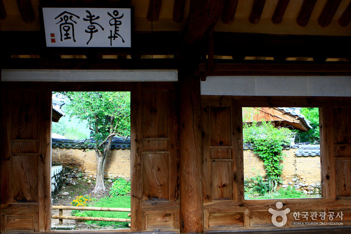 Andong Hahoe Village [UNESCO World Heritage] ( )