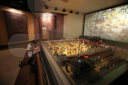 Музей крепости Хвасон в Сувоне (수원화성박물관)39