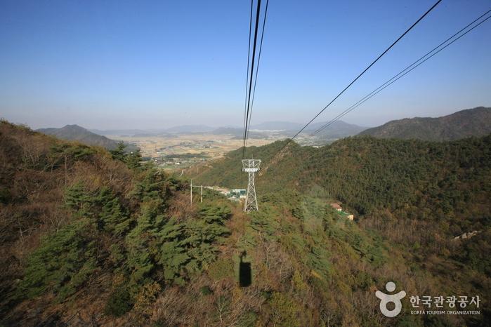 Duryunsan Cable Car (두륜산케이블카)