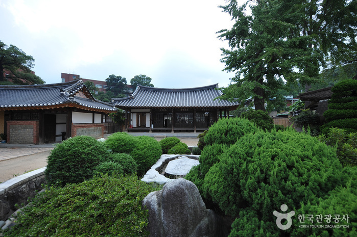 House of Yi Jang-u ( )