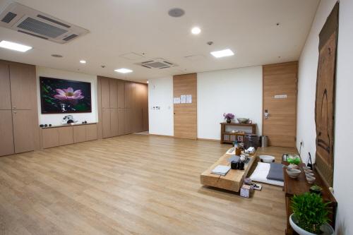 International Seon Center (국제선센터)