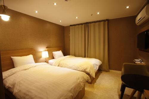 피엔케이산업개발 호텔 그레이톤 둔산 [한국관광품질인증/Korea Quality] 사진12