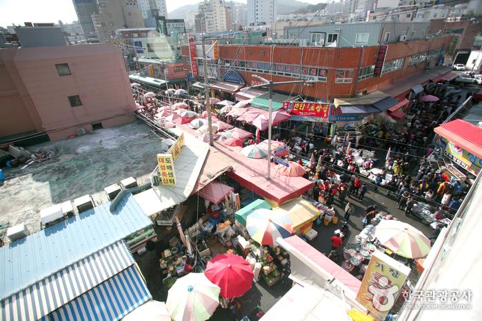 Gijang Market (부산 기장시장)