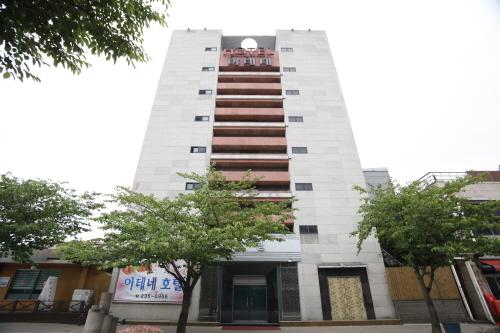 Hotel Tate - Goodstay[우수숙박시설 굿스테이](호텔테이트(구 아테네호텔))