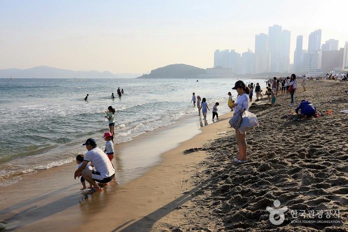 Пляж Хэундэ (해운대 해수욕장)2
