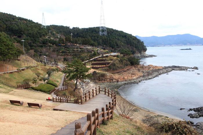 섬들의 미항 통영을 품다, 한려수도조망케이블카 사진