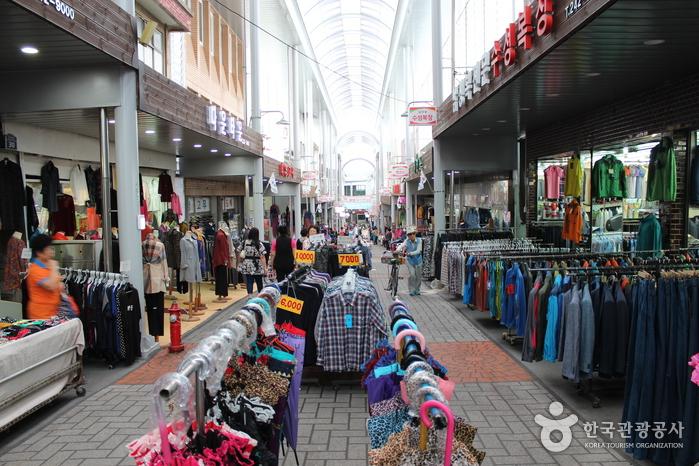 富林市場(부림시장)
