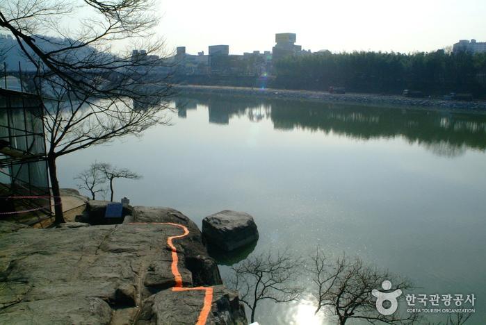 Крепость Чинчжусон (진주성)18