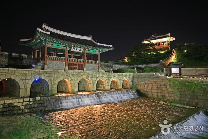 華虹門(화홍문)