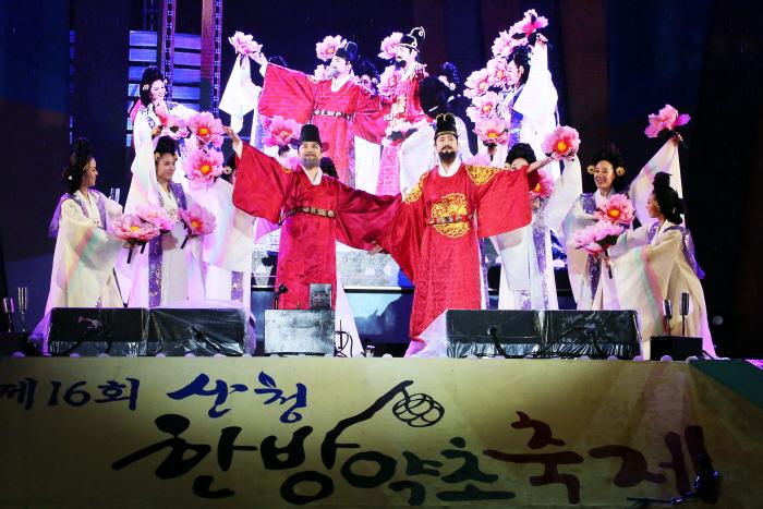 [최우수축제] 산청한방약초축제 2017