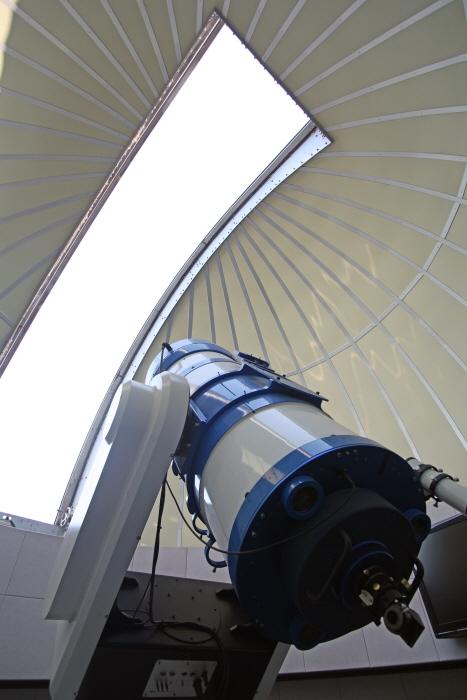 류방택천문기상과학관