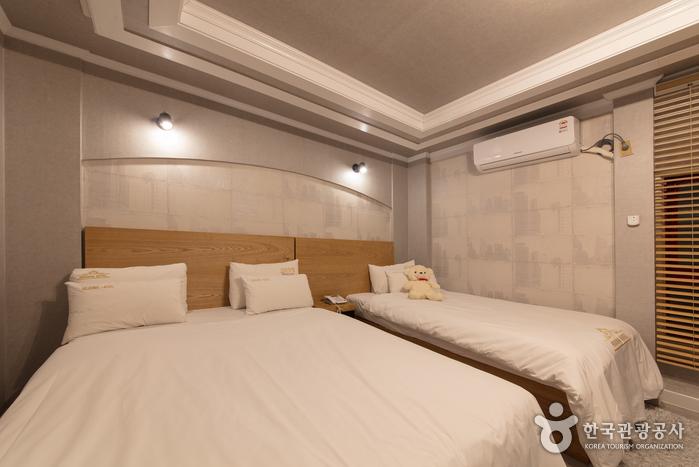 光州世宗ホテル[韓国観光品質認証](광주세종호텔[한국관광품질인증제/ Korea Quality])
