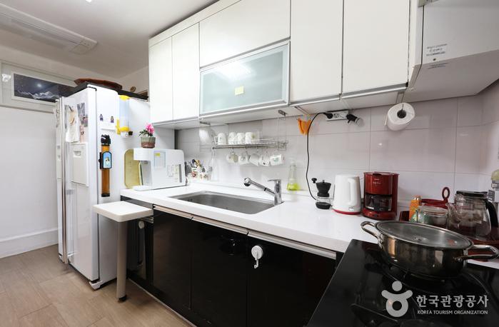 ムーンゲストハウス[韓国観光品質認証](문게스트하우스 [한국관광품질인증제/ Korea Quality])