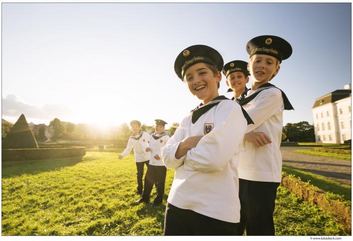 빈 소년 합창단 신년음악회 2019