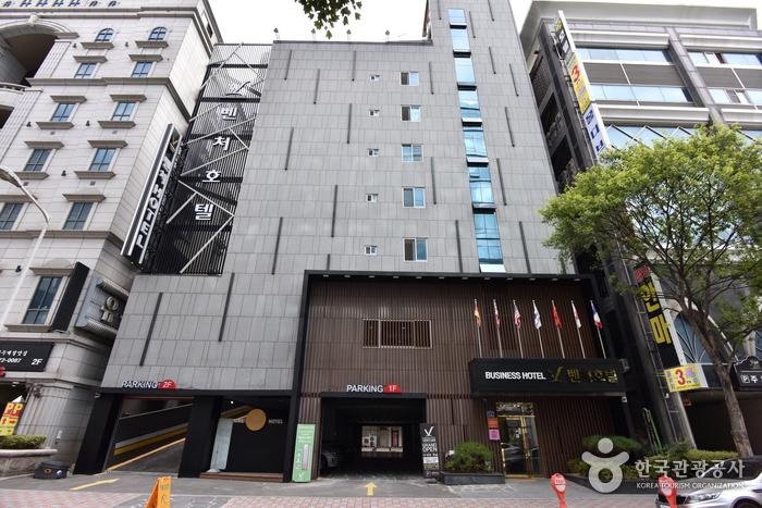 ベンチャービジネスホテル(有限会社ベンチャー)[韓国観光品質認証] (벤처 비즈니스 호텔(유한회사 벤처) [한국관광 품질인증/Korea Quality])