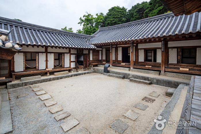 Haus Seongyojang (강릉 선교장)