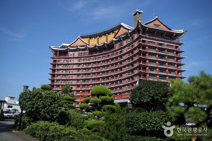 Hotel Commodore Busan (코모도 호텔 부산)