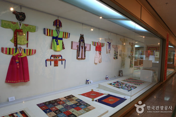 Музей текстиля и квилтинга Чхочжон9